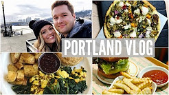 What We Ate in Portland [VEGAN]