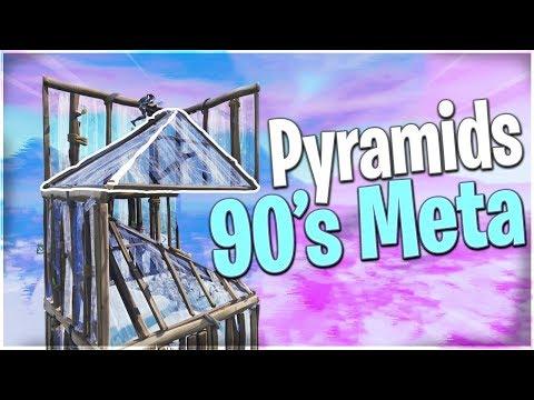 Pyramid 90's (50% MORE CONSISTENT) - NEW Fortnite META