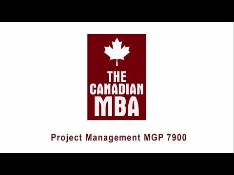 Project Management course - prof. Danielle Laberge