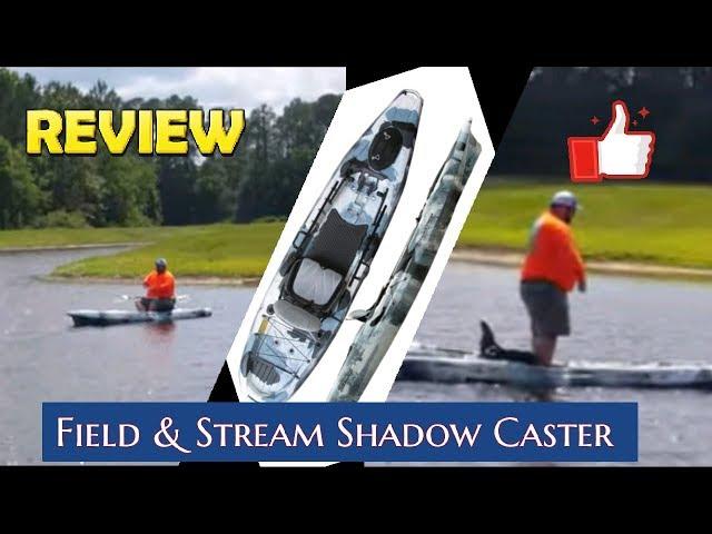 Field & Stream shadow caster test