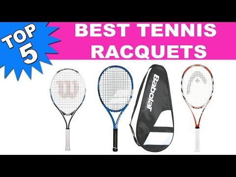 Top 5 Best Tennis Racquets 2019