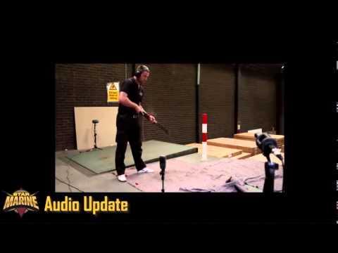 Star Marine Audio Update