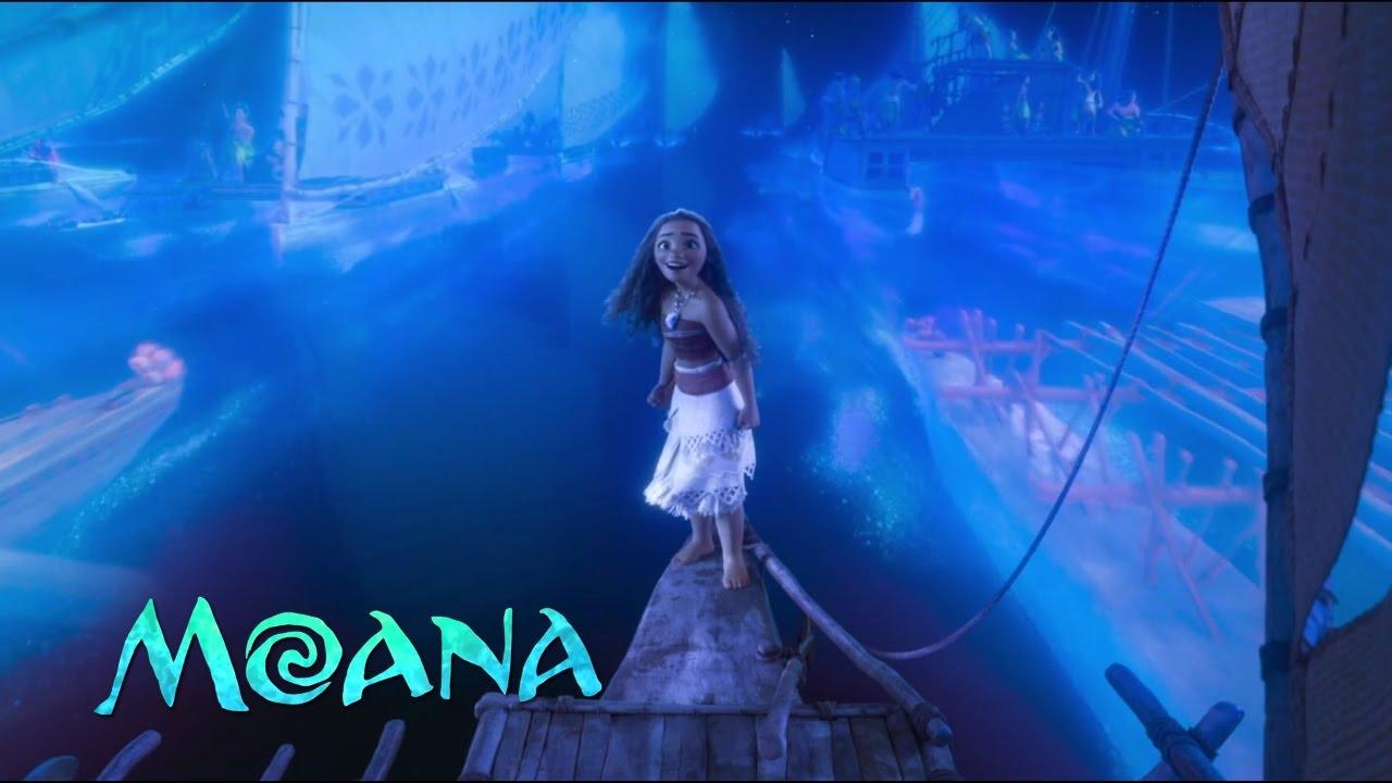 🌊 Moana - I Am Moana (Song of the Ancestors) [Audio Version with ...