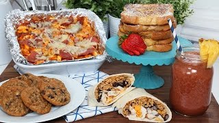 5 Fave Freezer-Friendly Foods