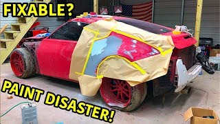 Auction Drift Car Is A Disaster!!!