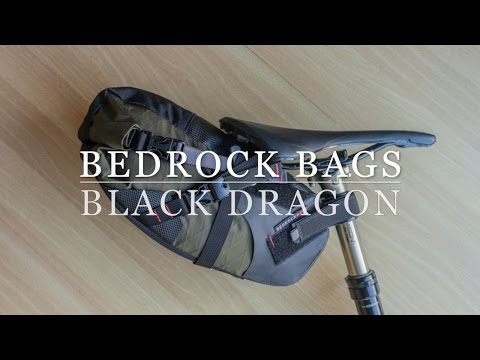 Bedrock Bags Black Dragon