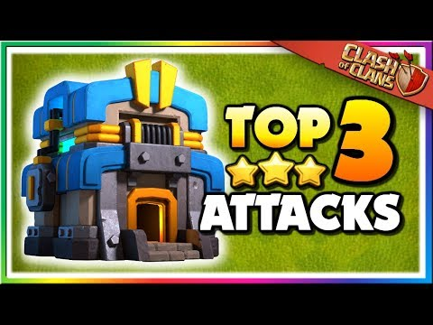 TOP 3 BEST TH12 Attack Strategies for 3 STARS | Clash of Clans