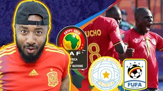 DR Congo vs Uganda 0-2 | The Leopards Stunned By The Cranes | Total AFCON 2019
