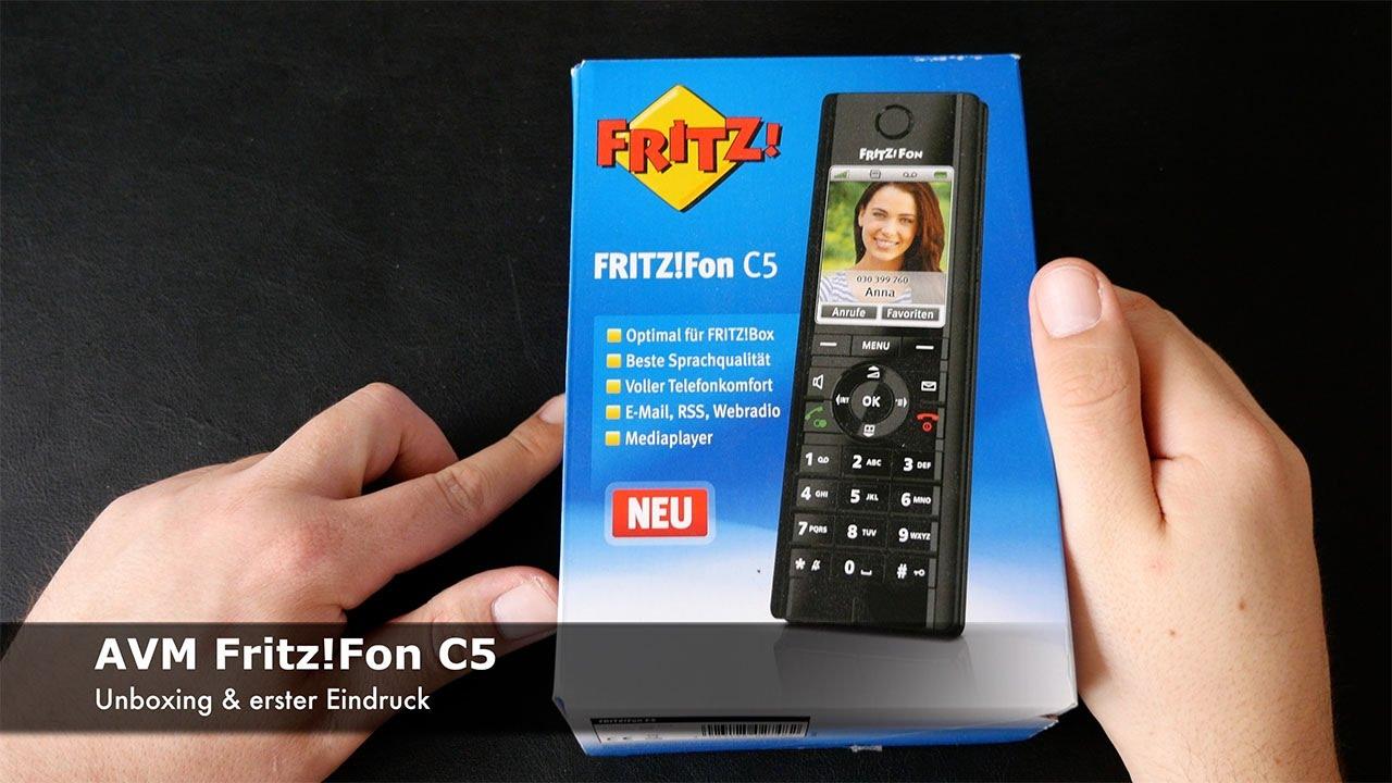 Fritz Fon C5 Verbindungsabbruch