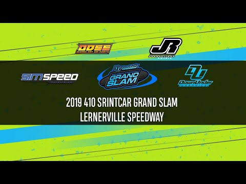 3rd Annual Down Under Graphics Grand Slam | Lernerville Speedway