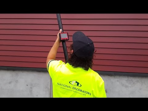 See the best way to clean gutters