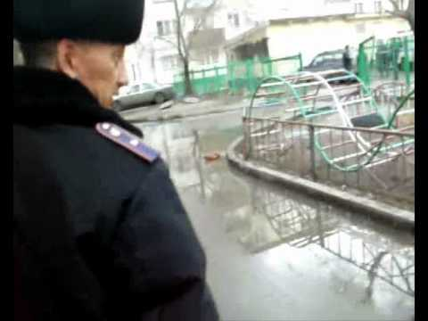 Ментовский беспредел в Павлодаре