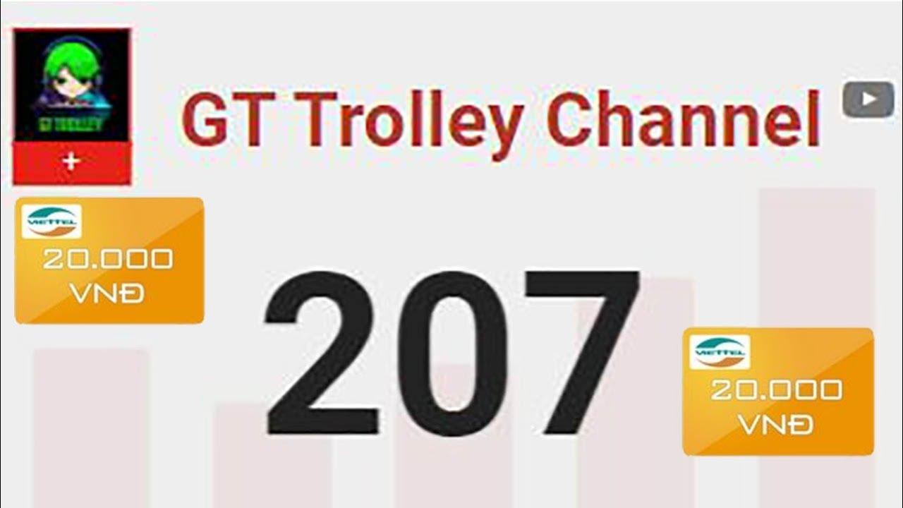 Trolley| Event Tặng Card Kỉ Niệm 200 Subs!!!