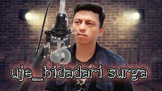uje - bidadari surga | cover muhammad herlambang
