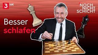 Sebastian Pufpaff – Schach spielen gegen Schlafprobleme