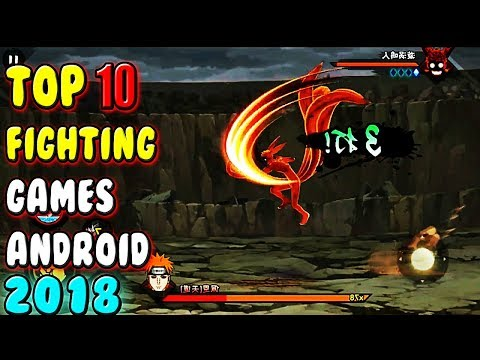Best Fighting Games For Android 2019 ( Anime )