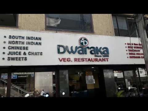 Dwaraka Multicusine Veg Restaurant in Panjagutta, Hyderabad
