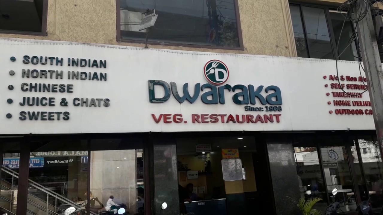Dwaraka Multicusine Veg Restaurant In Panjagutta Hyderabad 360 View Yellowpages
