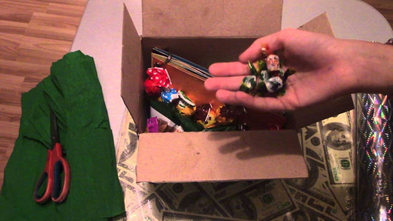 Подарок подруге на день рождения своими руками - По подаркам