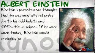 Famous People with Learning Disabilities