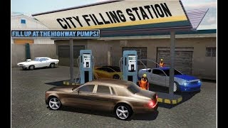 Smart Car Wash Service Gas Station Car Parking - Best Android GamePlay FHD