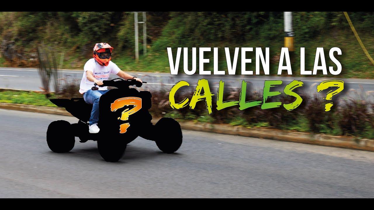 MANEJE UN RAPTOR 700 EN LAS CALLES DE MEDELLIN / EL PRIMO