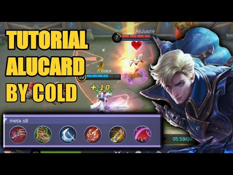 TUTORIAL ALUCARD COLD #TAC1