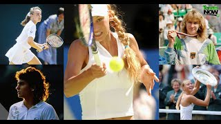 The Ten Youngest Top 10 Players in WTA History