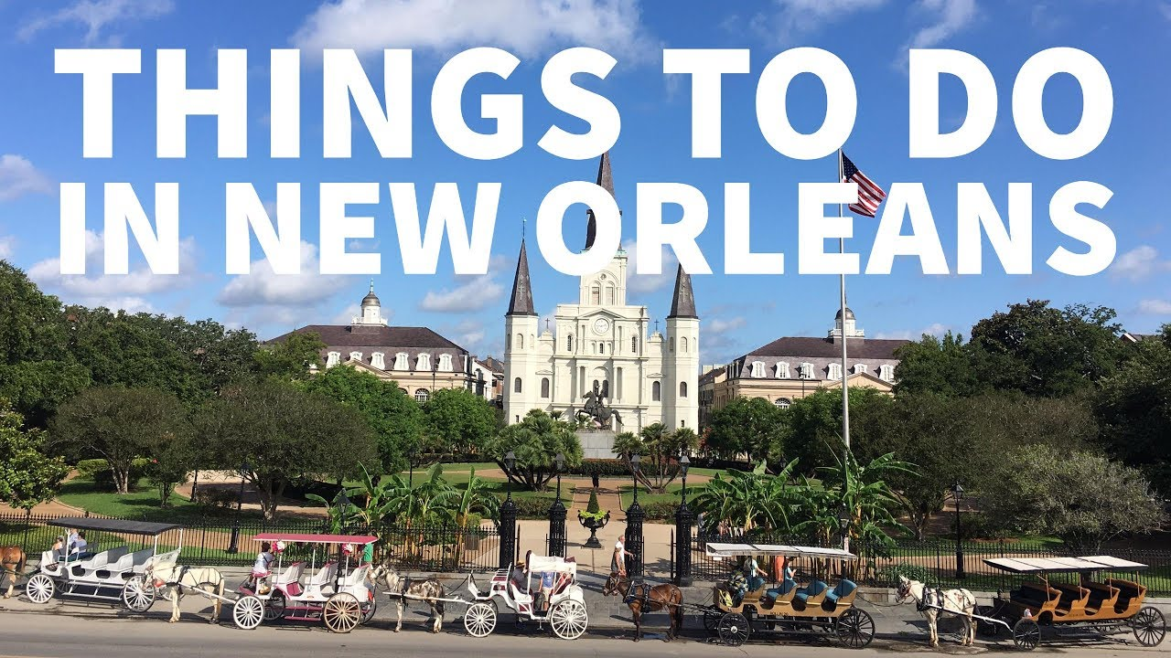 New orleans best things to do for tourists youtube for Things not to miss in new orleans