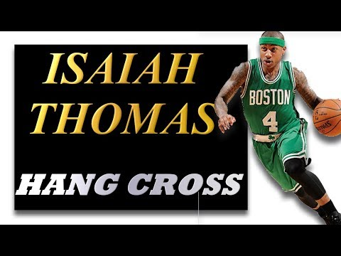 How to: Isaiah Thomas Hang Dribble Crossover Move to Get Your Shot Off