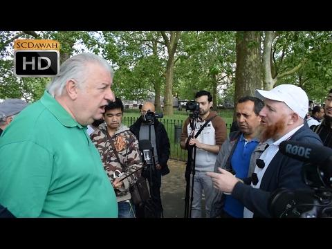 Blind Witness! Hamza Vs Christian vs Christian | Speakers Corner | Hyde Park