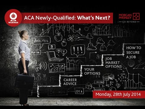 Newly Qualified ACA: What's Next? [Webinar]