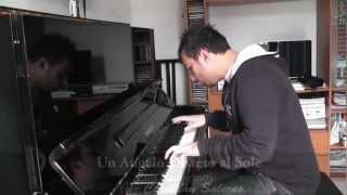Un Angelo Disteso al sole (Piano Cover) - Eros Ramazzotti