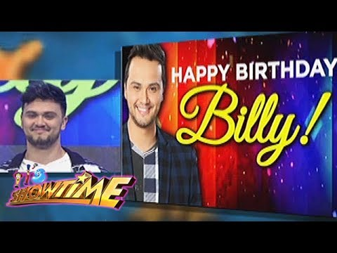 It's Showtime: Happy Birthday, Billy!