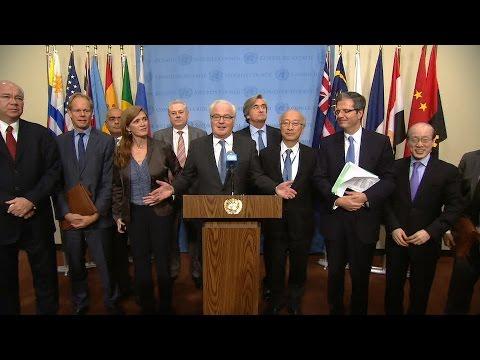 Los miembros del Consejo de Seguridad anunciaron que António Guterres es su candidato favorito para ocupar el cargo de Secretario General de la ONU.