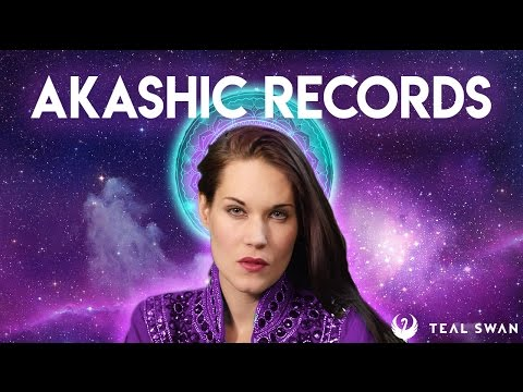 What are The Akashic Records? (Part 1 About Akashic Records) - Teal Swan