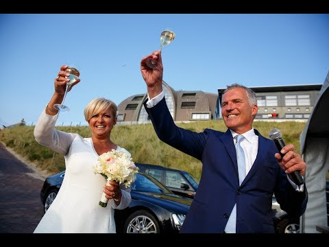 HUWELIJK CAROLINE TENSEN & ERNST-JAN SMIDS | RTL BOULEVARD-