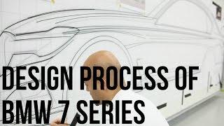 Design Process of 2016 BMW 7 Series