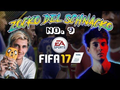 Zocko Del Schnacko #9 - FINNMAREK FUSSBALLGOTT - FIFA17 Mit Willy Und Roosevelt
