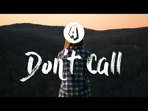 Lost Kings - Don't Call (Lyrics / Lyric Video)