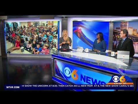 October 10, 2019_ Nuckols Farm Elementary School Visit -  630 am