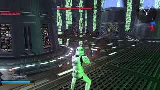Star Wars Battlefront 2 Gameplay 8 Death Star - Prison Break