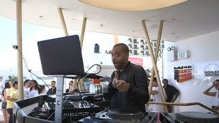 Carl Craig Boiler Room DJ Set at Red Bull Music Academy x Boiler Room in Miami