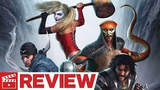 Suicide Squad: Hell to Pay Review (2018)