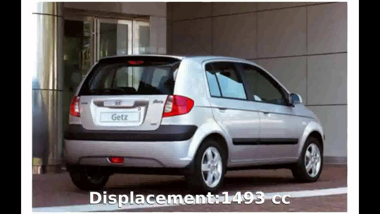 2006 hyundai getz 1 5 crdi specs specification youtube. Black Bedroom Furniture Sets. Home Design Ideas