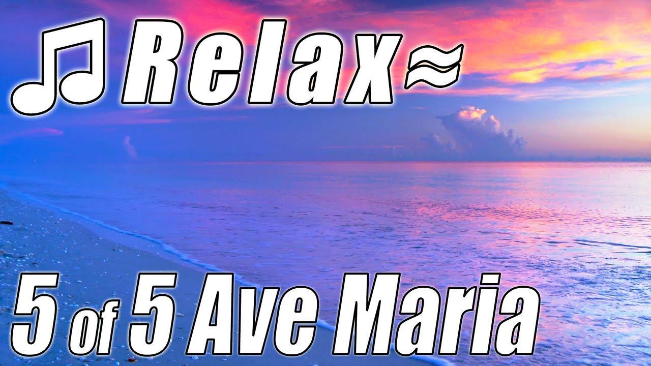 AVE MARIA Schubert Gospel Music Classical #5 Instrumental