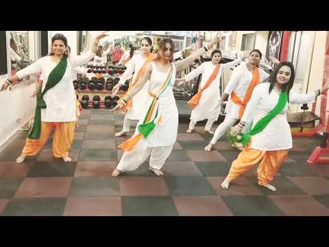 Desh Rangila ||Fanaa|| Bollywood Dance Song Routine 🇮🇳