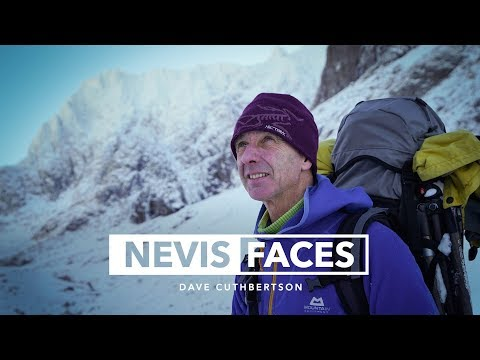 Nevis Faces - Dave Cuthbertson