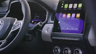 2019 New Renault CAPTUR tests drive in Greece Initiale Paris Version Design in  Arctic White colour