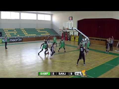 Proliga: Sampaense - Sanjoanense